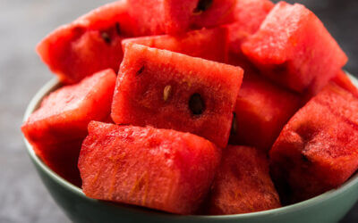 Watermelon-cicles