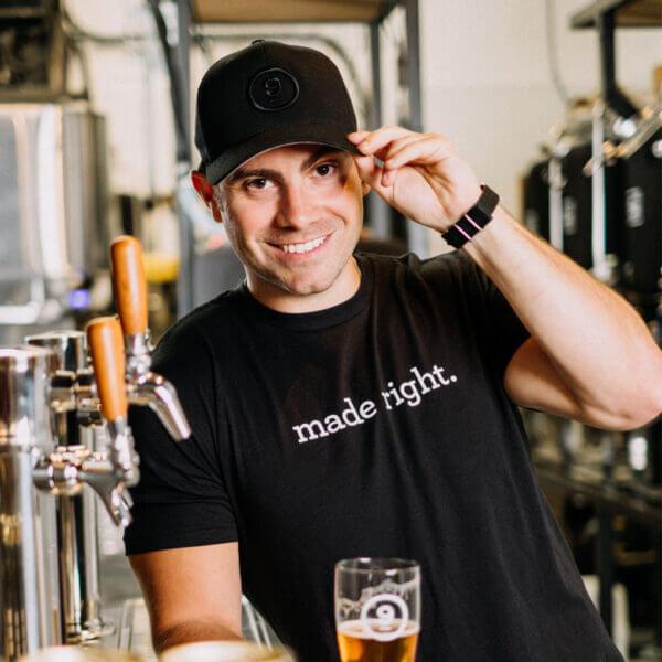 Bluffton SC craft beer hat